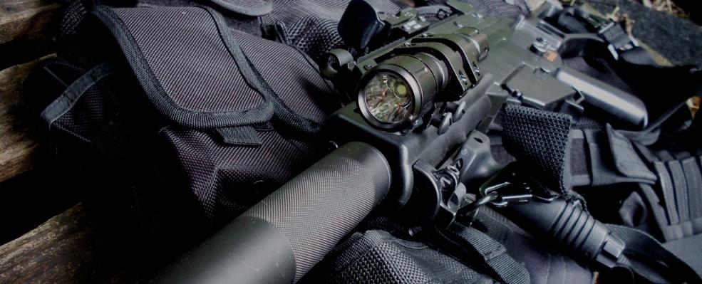 airsoft uitrusting