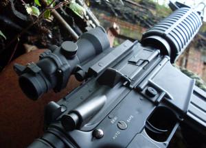 M4A1 van Dboys
