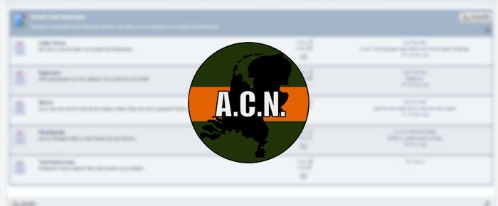 ACN-forum