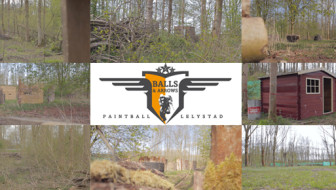 Balls & Arrows airsoft locatie review