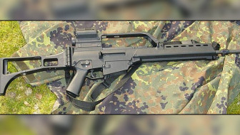 Ares G36