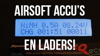 Airsoft Accu's
