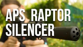 APS Raptor Silencer