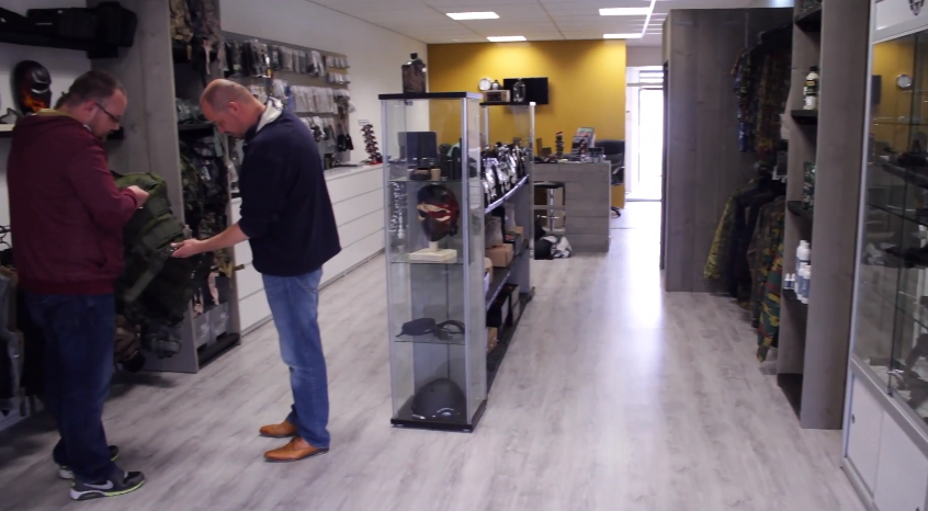 Airsoft winkel reload airsoft