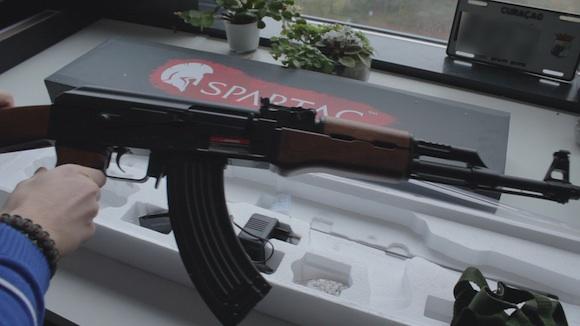 Spartac AK47
