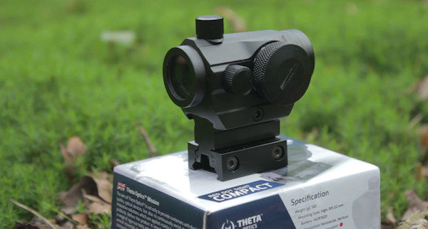 Theta Compact Reflex Sight
