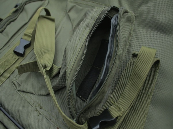 120CM Tactical Dual Rifle Bag