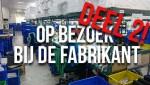 Op bezoek bij airsoft fabrikanten deel 2!