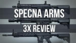 Specna Arms SA V04, SA V05, SA B10 review!