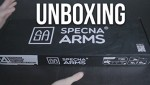 Specna Arms SA-B02 – Unboxing