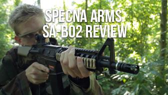 Specna Arms SA-B02 review!