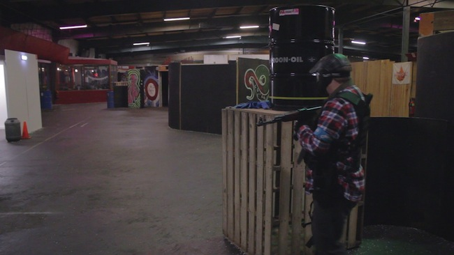 Chapter Four indoor airsoft