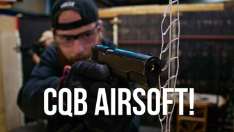 CQB Airsoft – Chapter Four review